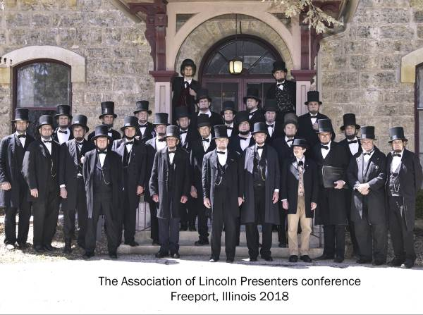 2018 ALP Conference Abe Lincolns