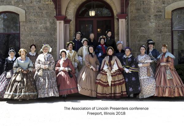 2018 ALP Conference Mary Lincolns
