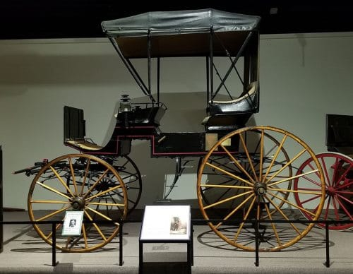 Abraham Lincoln Carriage