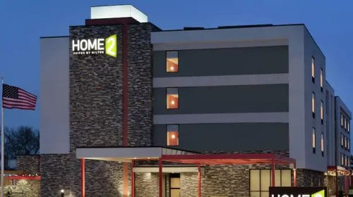 Leavenworth, KS Home2Suites