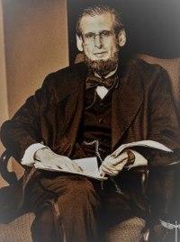 Mr. Garry Rissman as Abraham Lincoln