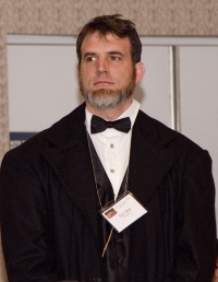 Nicholas Bur as Abraham Lincoln