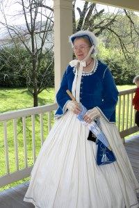 Joan Howard - Mary Lincoln
